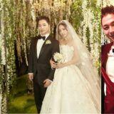 介紹一下在太陽❤閔孝琳的婚禮上,新娘的兩件婚紗吧!