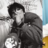 正在制作BIGBANG的专辑!GD在采访中公开近况:「最近一直在做音乐,大部分的时间都花在写歌词上」