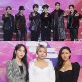 第29届《首尔歌谣大赏》红毯现赏:太妍、TWICE、Super Junior、MAMAMOO现身出席!