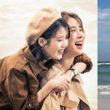 一天送了两次啊!IU为正在拍摄《爱我的间谍》的刘寅娜送上餐车、咖啡车:「爱著刘寅娜的间谍李知恩」