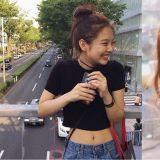 BLACKPINK Jennie的時尚穿搭!休閒、可愛、帥氣和性感,展現百變魅力的時尚感!