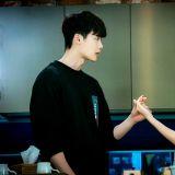 《W》自带CG效果的韩孝周 令李钟硕及现场工作人员露出笑容!