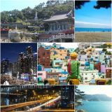 釜山最Hot旅游地你必须要知道!