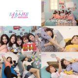 JTBC《青春時代》五人五色 女孩青春感大解放