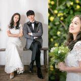 【多图】因为拍摄《Hi Bye, Mama!》再次穿上婚纱的金泰希...与李奎炯的婚纱照公开!网友:女神好美♥