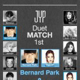 JYP娛樂推合唱企劃組合 Wonder Girls惠林搭檔Bernard Park