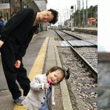 曾以真实情侣身份出演《我结》的郑仁、赵正治公开女儿日常照!网友:「太可爱了」