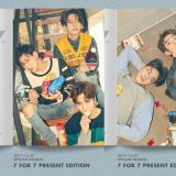 GOT7 给鸟宝宝的特别礼物!改版专辑〈7 of 7 Special Edition〉下周问世