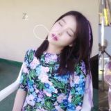IU拍《BBI BBI》MV熬夜4天,在攝像機前忍不住犯困的樣子好呆萌~