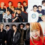 YG下半年冷凍庫大開 不間斷的回歸和新歌來襲
