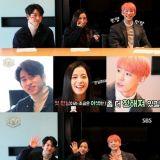 SBS《人气歌谣》公开新任MC:GOT7珍荣、BLACKPINK JISOO、NCT道英初次见面视频