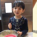 太快長大了吧!李凡秀的兒子「李多乙」才五歲就長成小帥哥啦~!