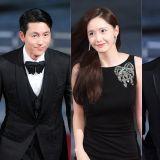【第40届青龙电影节】红毯照:郑雨盛、润娥、秀英、丁海寅等出席,大家的「男神」和「女神」都来了!