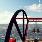 【旅遊推薦】夏天就是要去釜山1,挑戰在大海中盪鞦韆
