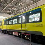 首爾第一條輕電軌開通啦~牛耳新設線!
