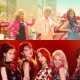 f(x)《Hot Summer》原本是少女时代的歌?《Take Over》值得一听!