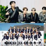 【男团品牌评价】BTS防弹少年团蝉联冠军 即将回归的 NCT、SEVENTEEN 打入前三名