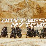 摩托车引擎响起来了!EXO回归概念影片公开