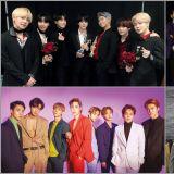 【男團品牌評價】雷打不動的前三名組合:BTS防彈少年團、Wanna One 與 EXO!