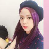 回味 BLACKPINK Jisoo 的紫发时期 电器安全歌幕后照美得宛如画报!