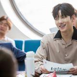 池昌旭、南志铉、崔泰俊主演SBS水木新剧《奇怪的搭档》公开读剧本照