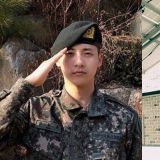 B1A4 CNU X BTOB徐恩光,令人出乎意料的军中音乐合作!