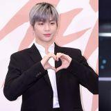 男团Wanna One姜丹尼尔迷上MONSTA X元虎的结实肌肉,打招呼时必摸?!