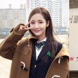 tvN《她的私生活》正式進入拍攝 朴敏英SNS更新劇透照:高中生成德美!