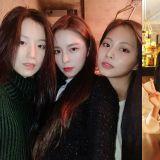 CLC Elkie、TWICE子瑜、(G)I-DLE舒華相聚一堂,所為何事?