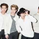CNBLUE确定将於20日带著迷你七辑《7℃N》回归歌谣界啦!