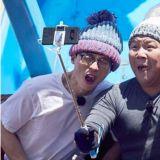 凍到發抖! 《無限挑戰》劉在錫&鄭俊河&曹世鎬寒冬穿短袖+吃雪糕 (冰淇淋)