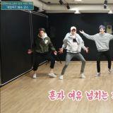 TEEN TOP挑戰新歌兩倍速!腳步快到讓人完全看不清楚啊~!