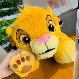 超可愛! 韓國CGV推出《獅子王》卡通布偶,今日開始線下發售