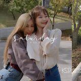 全昭旻、Jessi透过《第六感》变成好姊妹,IG晒恩爱表白:「我的爱❤」