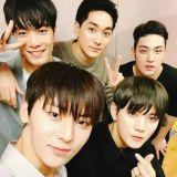 繼續走花路吧!NU'EST 5名成員已和Pledis娛樂完成續約,期待完整體回歸!