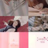 Lovelyz新歌MV預告片公開 旋轉鏡頭夢幻背景超唯美
