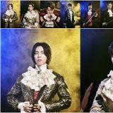 音乐剧《Iron Mask》宣传照公开,东雨、灿多、昌燮变身贵气路易14