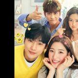 《因为初恋是第一次》最新五位主演「宣传预告」和「主海报」登场,太青春无敌啦~!
