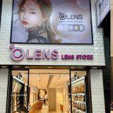 韓國人氣彩妝隱形眼鏡品牌OLENS:4間分店現已在香港開幕!