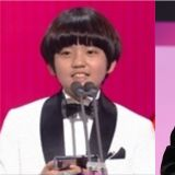 【2019 KBS演藝大賞】金康勳在臺上悄悄地向本特利揮手…姨母們的心要融化了!