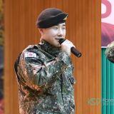 男團INFINITE金聖圭今日退伍,之後還將錄製《認識的哥哥》和MBC新節目