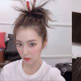 Red Velvet Irene又送伴舞禮物了!這次沒開玩笑,真的不是豆芽啦XD