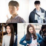 tvN新剧《Circle》公开吕珍九&孔升妍首次拍摄剧照