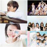 少女時代•A-PINK•SEVENTEEN•IU•李敏鎬:用充滿愛意的Fan Song告白