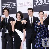 tvN《Good Wife》製作發佈會 全度妍時隔十一年重回小螢幕