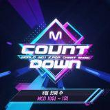 《M!COUNTDOWN》公开六月第1周TOP 10歌曲排行榜!你都听过了吗?