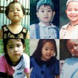 今天是韓國兒童節!這些明星的童年照你都認得出來是誰嗎?