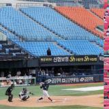 韩国职棒KBO联赛开打:成为全球第二组开打的职业联盟!