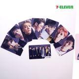 韓國7-11推出東方神起 & Super Junior交通卡! 後續還會有Red Velvet版哦~