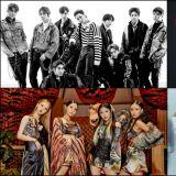 《首爾歌謠大賞》WhosFandom 獎前四強出爐!EXO、BTS防彈少年團、GOT7 與 MAMAMOO
